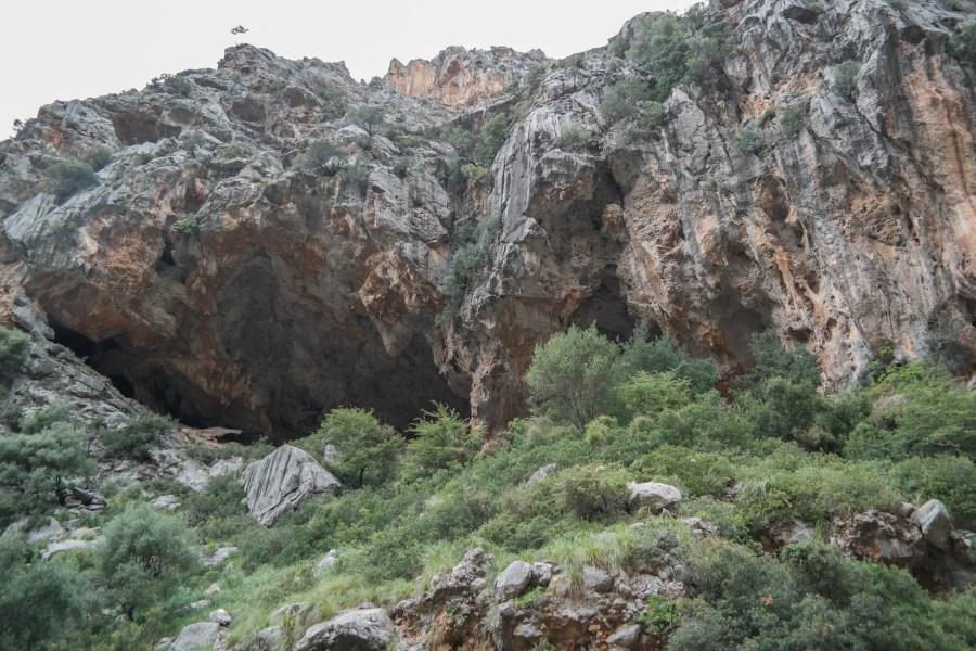 Serpentinen, Schlucht und Südssebucht: Sa Calobra