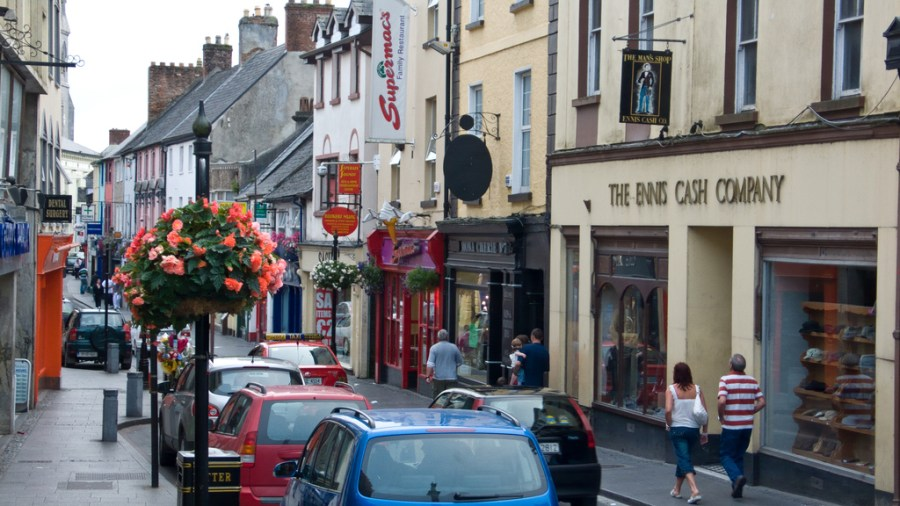 Ennis Food Trail