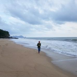 Schön einsam: Nai Plao Beach