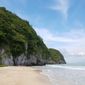 Unser Lieblingsstrand von allen: der Kwang Pao Beach
