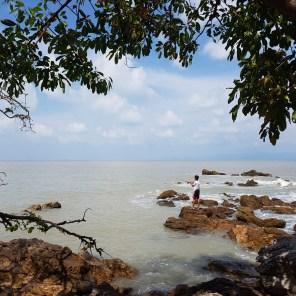 Die Thong Node Bay ist leider Baustelle als wir dort angekommen.... wahrscheinlich für neue Ressorts