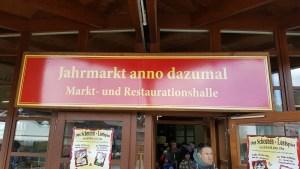 Jahrmarkt im Freilichtmuseum Kommern