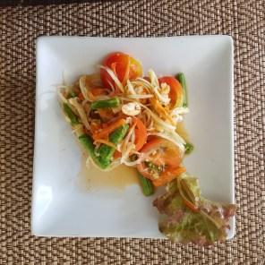 Som Tam - Green Papaya Salad