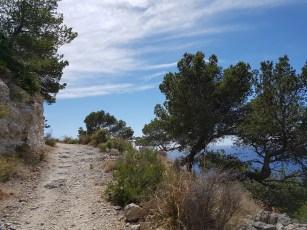 Wanderweg bei Sant Elm