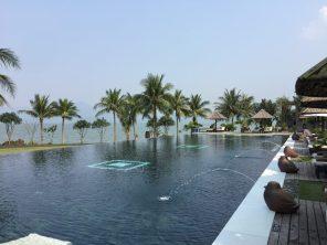 Vietnam Vedana Lagoon Pool