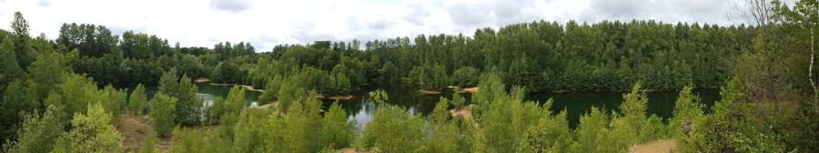 Naturoase: die Grube Cox