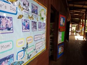 Schule der Hmong