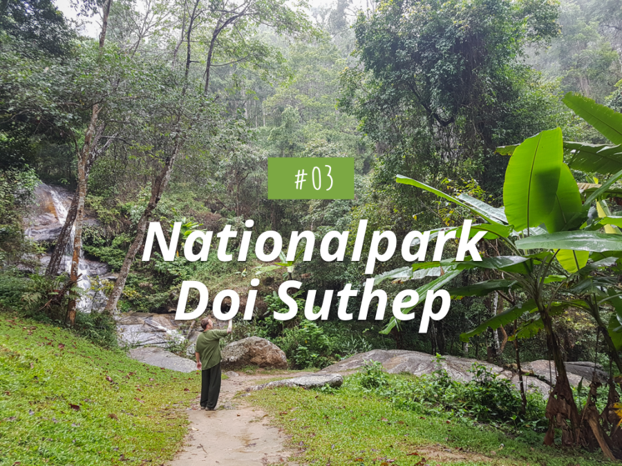 ChiangMai Top5: Nationalpark