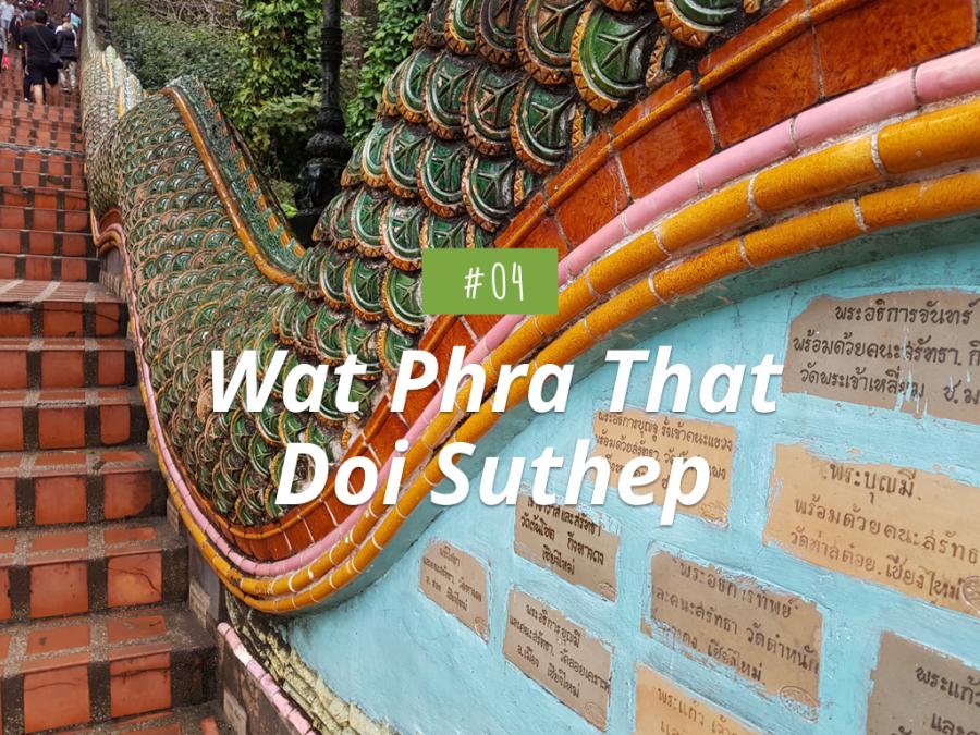 ChiangMai Top5: Tempel
