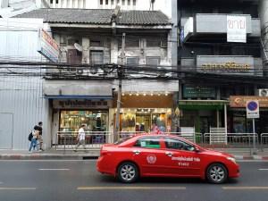 Streetlife in Bangkok