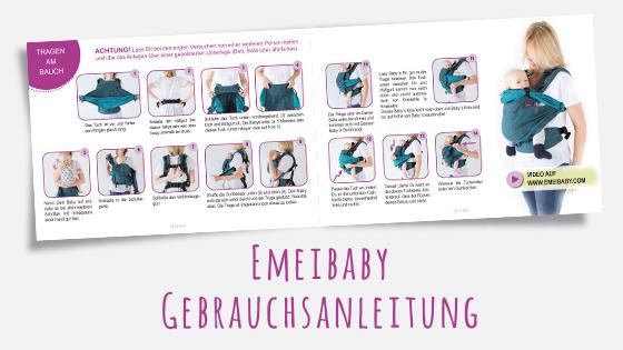 Anleitung emeibaby