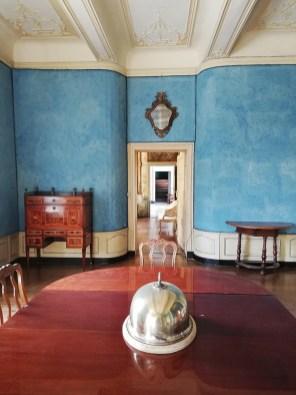 Antiquitätensammlung im Schloss de Deulin