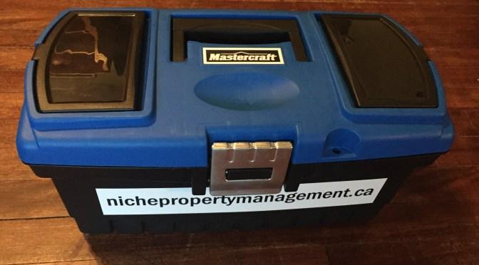 Property Manager basic tool box