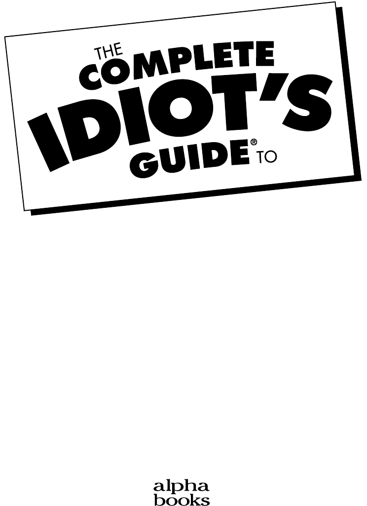 The Complete Idiots Guide To Electrical Repair