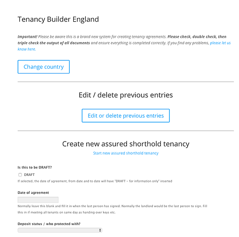 Introducing Our Brand New Tenancy Builder