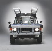 range rover trans-america