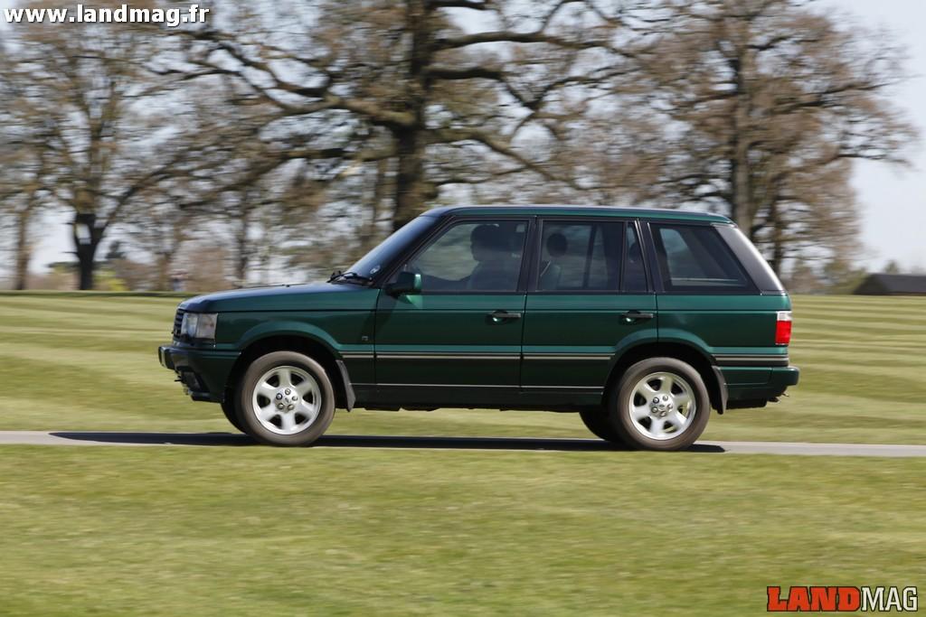 Occasion : le Range Rover P38 V8 4,0 l