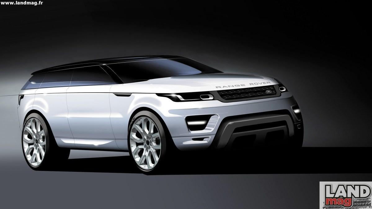 Exclusif : le futur Range Rover s'appellera Velar