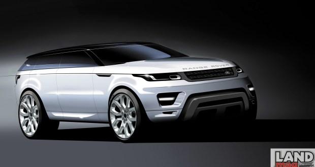 exclusif le futur range rover s 39 appellera velar. Black Bedroom Furniture Sets. Home Design Ideas