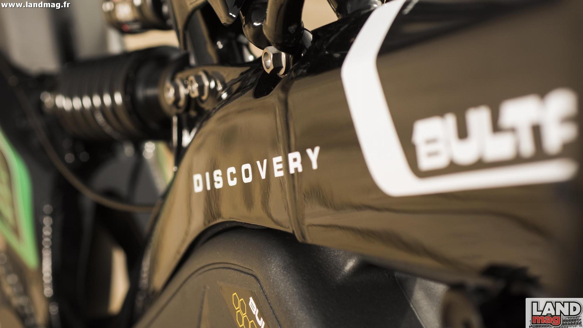land rover et bultaco cr ent la moto lectrique brinco discovery. Black Bedroom Furniture Sets. Home Design Ideas