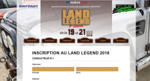 3° Land Legend @ Terrain des Combes Grondées | Saint-Symphorien-de-Marmagne | Bourgogne Franche-Comté | France