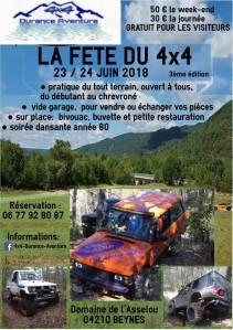 3° Fête du 4x4 @ Domaine de l'Asselou | Beynes | Provence-Alpes-Côte d'Azur | France