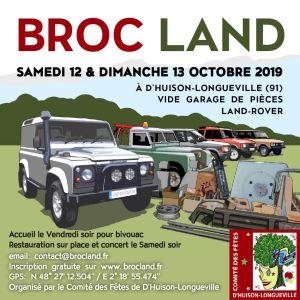 Broc'Land 2019 @ D'Huison-Longueville | D'Huison-Longueville | Île-de-France | France