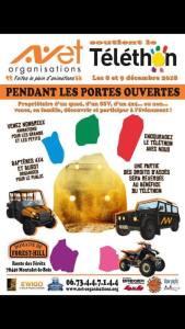 Portes Ouvertes spécial Téléthon à Forest Hill @ Montalet le Bois | Montalet-le-Bois | Île-de-France | France