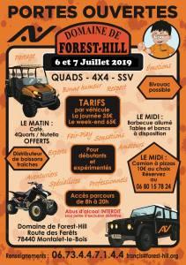 Portes Ouvertes Juillet - Domaine de Forest Hill @ Montalet le Bois | Montalet-le-Bois | Île-de-France | France