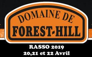 Rasso 2019 du Domaine de Forest Hill @ Montalet le bois