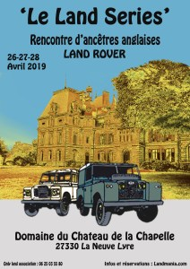 2° Land Series en Normandie @ La Neuve-Lyre (Eure)