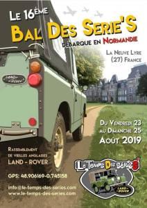 Bal des Serie's 2019 @ La Neuve Lyre