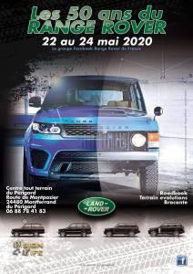 50 Ans du Range Rover @ Le Buisson-de-Cadouin