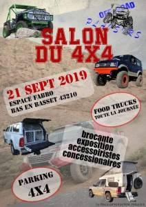 Salon du 4X4 Bas en Basset @ Bas en Basset
