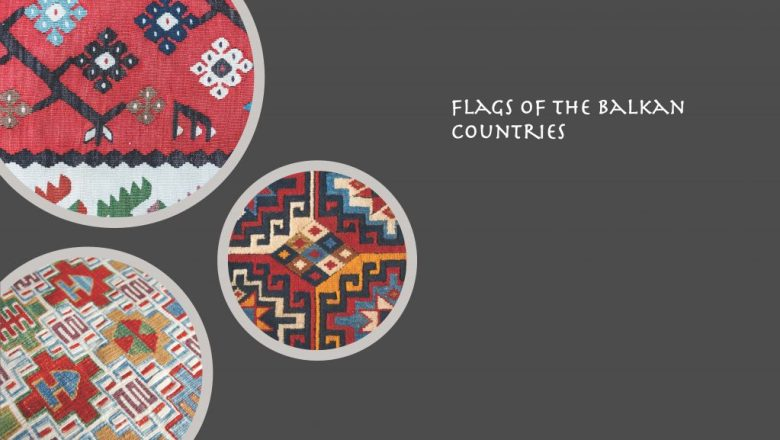 Flags of the Balkan Countries title card