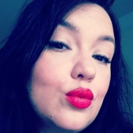 LEN - red lippy project