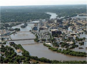 Cedar Rapids Iowa, 2008