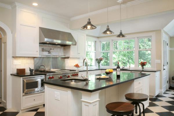 renovated kitchen composting case study planning a renovation ma resized 600