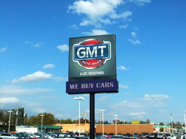 225 North Highway 67, Florissant, MO 63031 (314)720-8793 www.gmtautosales.com