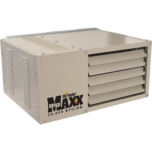 Mr Heater 50 000 Btu Big Maxx Natural Gas Garage Heater
