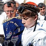 Jewish Heritage Bar Mitzvah at Western Wall