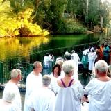 Pilgrimage Journal Jordan River Baptism