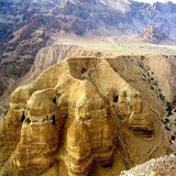Qumran: Caves where Dead Sea Scrolls were discovered
