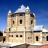 Mt. Zion: Dormition Abbey traditional place of the Assumption of Mary in Jerusalem