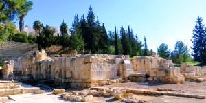 Emmaus: Byzantine church