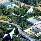 Yad Vashem Holocaust museum and memorial