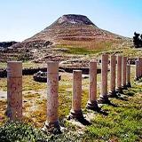 Herodian southwest of Jerusalem where Herod the Great was buried