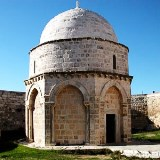 Crusader Chapel of the Ascension of Jesus on Mount of Olives
