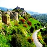 Golan Heights: Nimrod castle