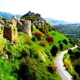 Golan Nimrod castle